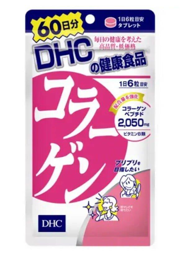 DHC-Supplement Collagen 60 Days